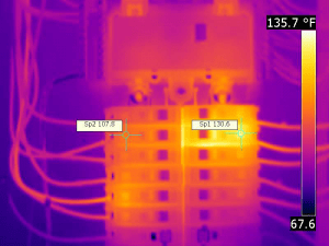 Thermographic Imaging Testing