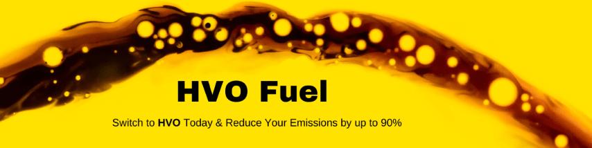 HVO Generator Fuel